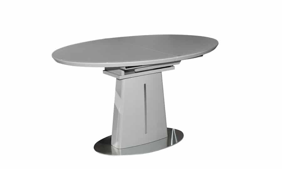 Стол Ева Светло-серый1