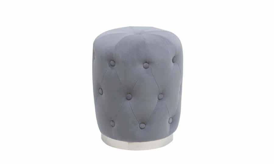 _0001_пуф Чарли Багіра 35 +срібло Castor gray Сірий v2